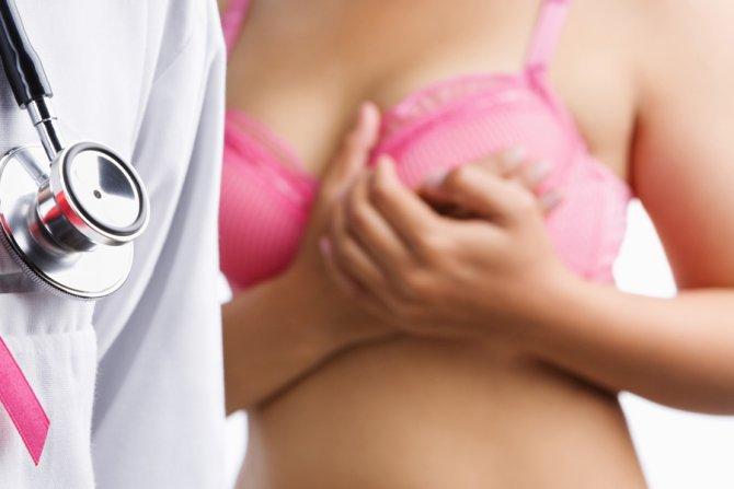 У маммолога