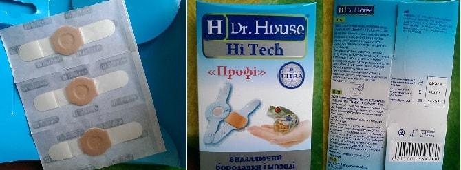 H Dr. House