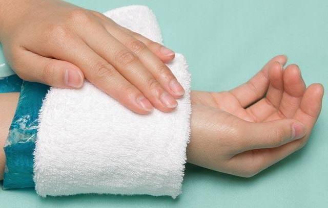 Чирей на руке как лечить