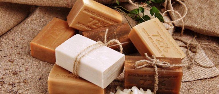 Хозяйственное мыло при папилломах