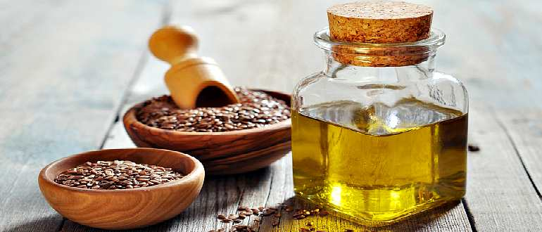 Льняное масло от псориаза