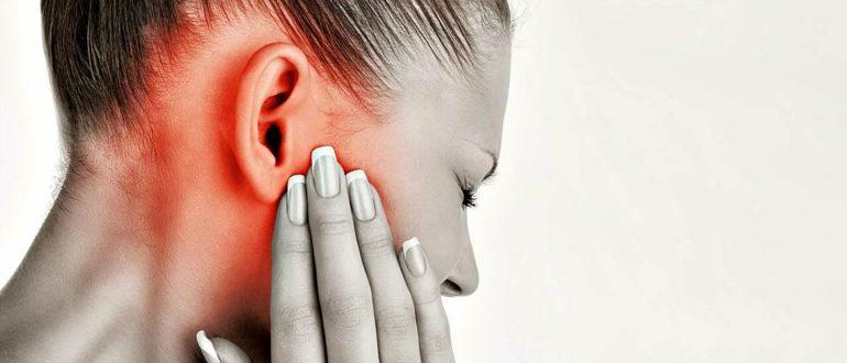 Нарывает в ухе чем лечить