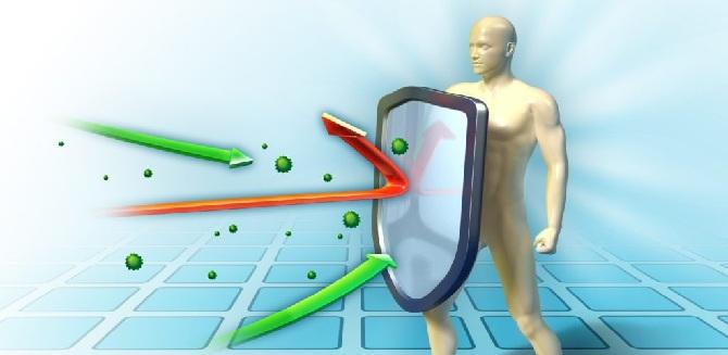 Борьба иммунитета