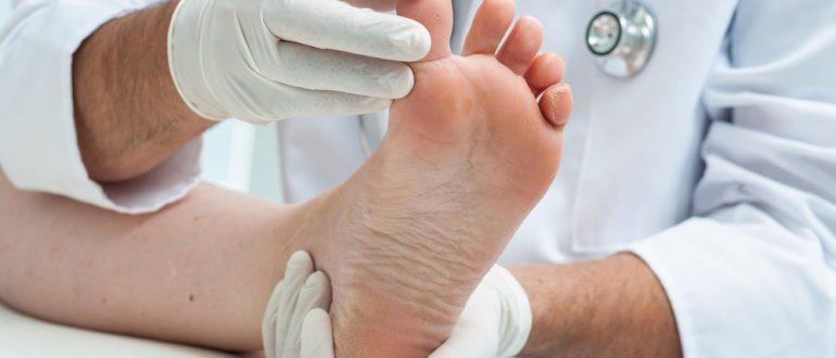 Почему появляется герпес на внутренней или наружной части ноги, бедра, голени, и как это можно вылечить?