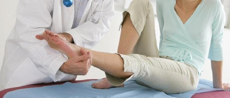 Пигментные пятна на ногах: причины и лечение