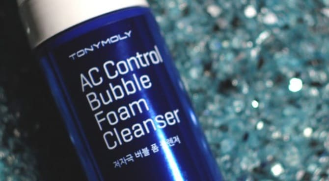 Tony Lab AC Control Acne Cleansing Foam от TonyMoly