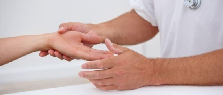 Мазь от грибка на ладонях — Сайт о грибке ногтя
