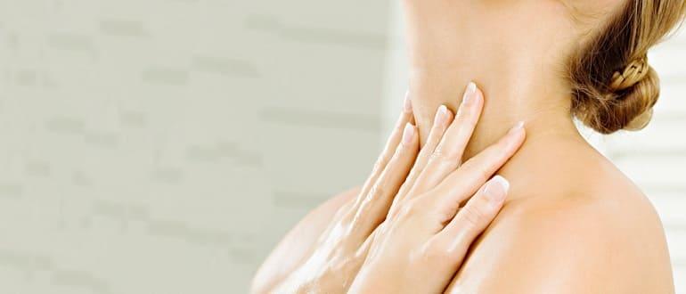 Как избавиться от морщин на шее в салоне