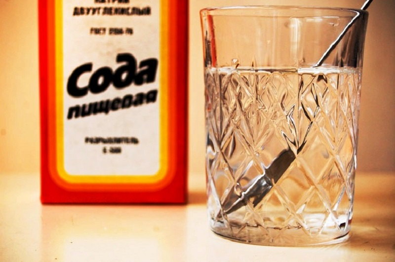 soda i voda