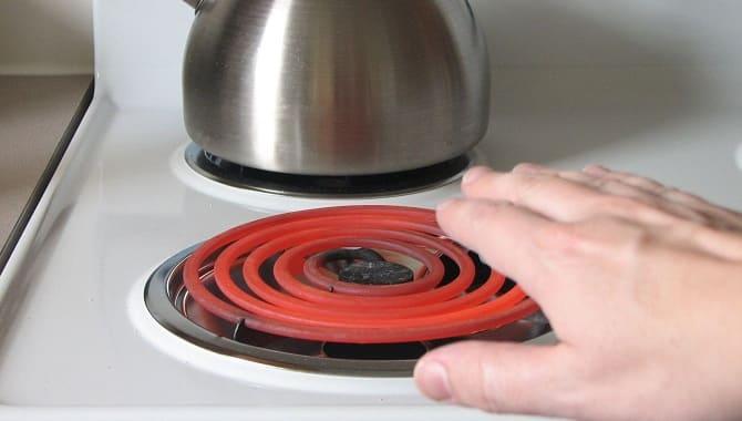 Горячая плита