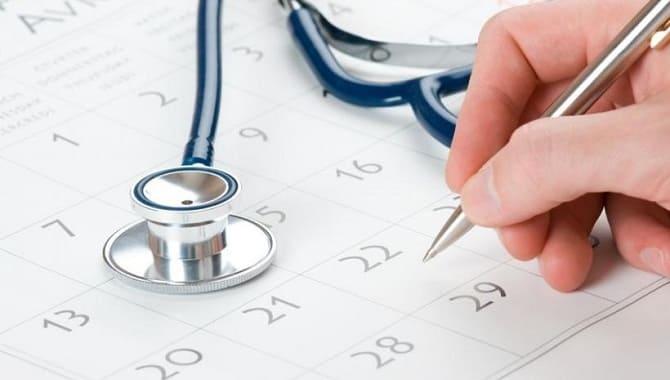 Календарь и врач