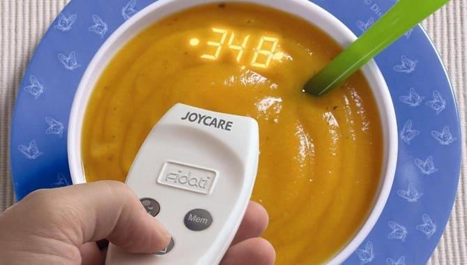 Температура еды