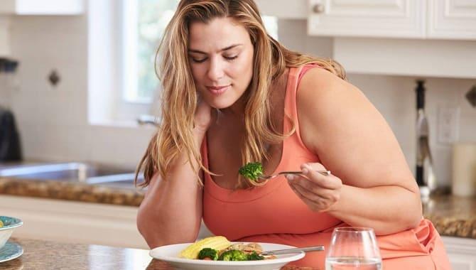 Диета при ожирении