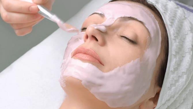 Нанесение кислородные маски