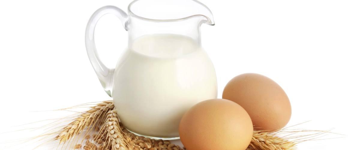 11 лучших рецептов масок для лица с молоком