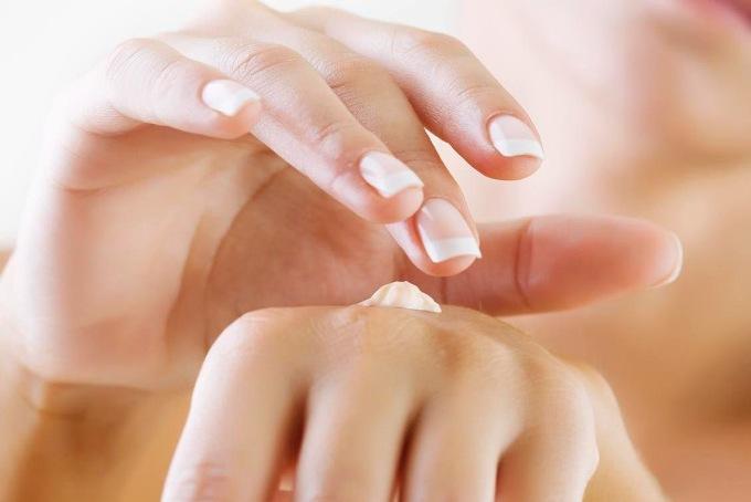 Аллерготест на руке