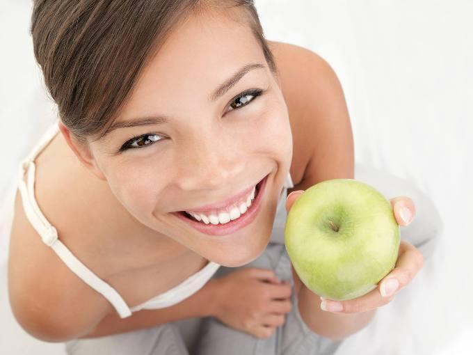 Яблоки для лица
