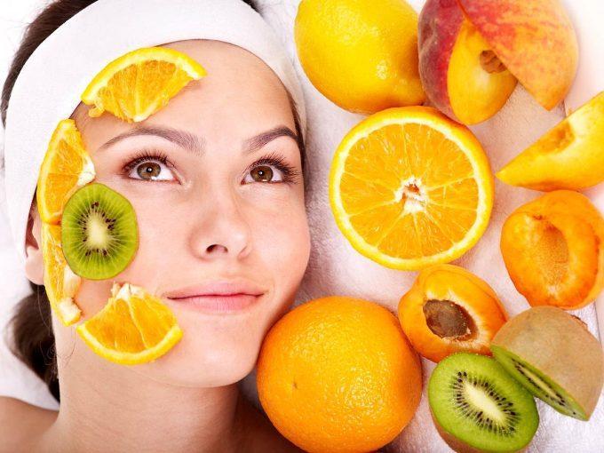 Домашние маски с фруктами