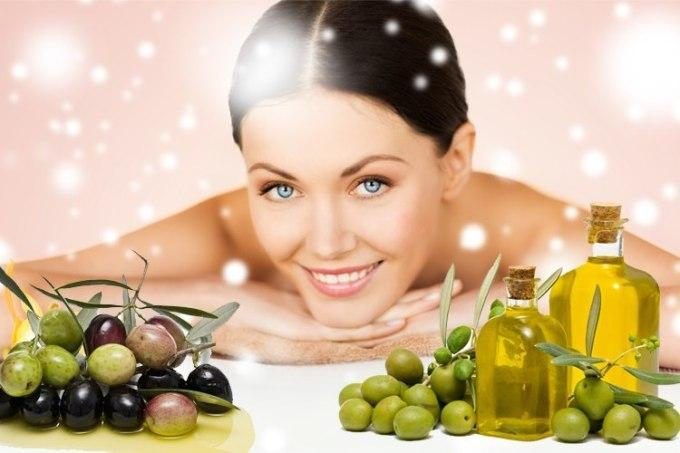 Оливковое масло ля лица