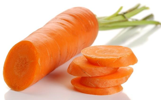Домашняя морковка