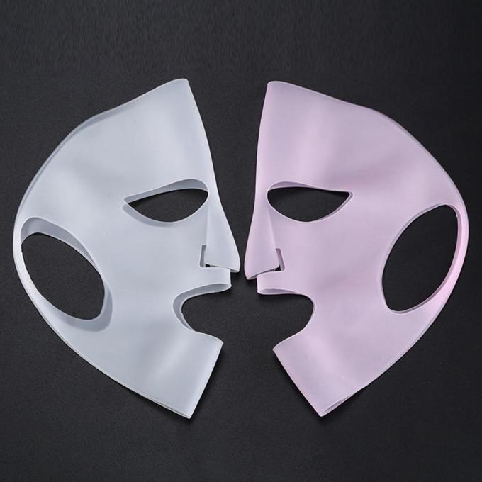 Силиконовые маски для лица