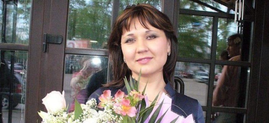 Луизы Хайруллиной в соцсетях