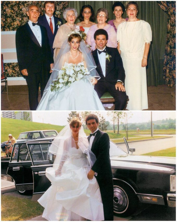 Свадьба Аллы Вербер