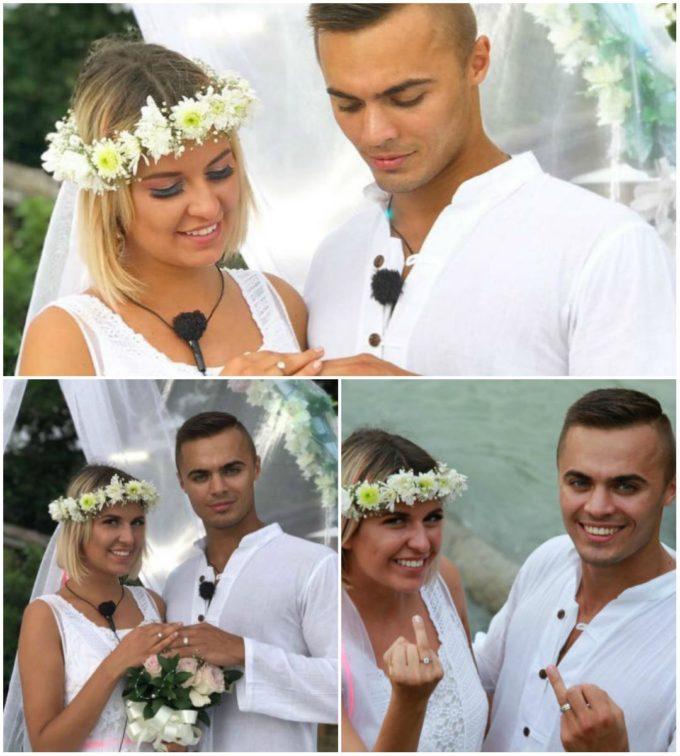 Свадьба Майи Донцовой и Алексея Купина