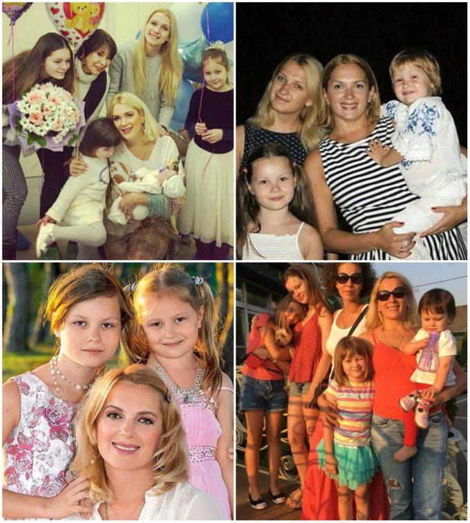 Новорожденный сын Марии Порошиной помог актрисе перенести смерть матери |  ТвойДЕНЬ