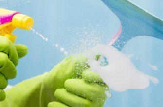 Средство для мытья стекол