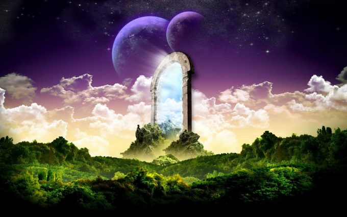 Дверь между мирами