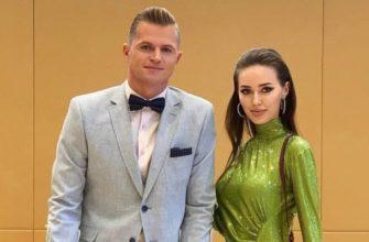 Дмитрий Тарасов и его жена