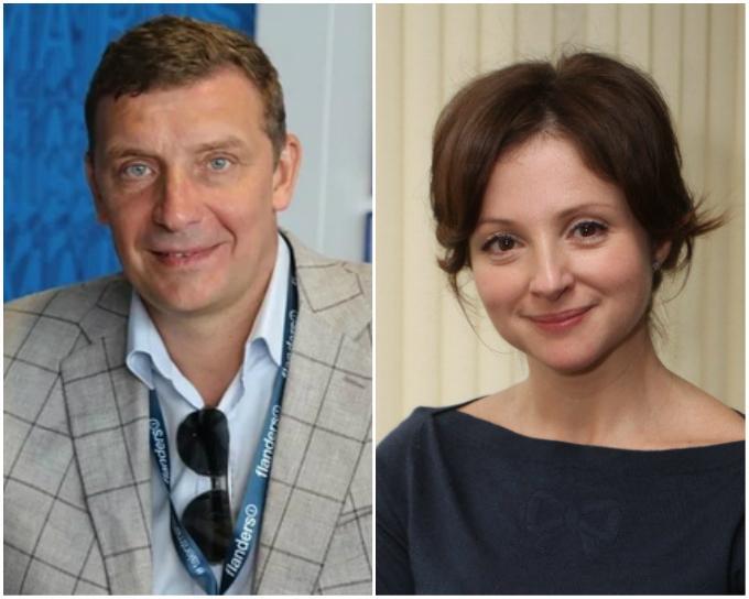 Анна Банщикова с Владиславом Ряшиным