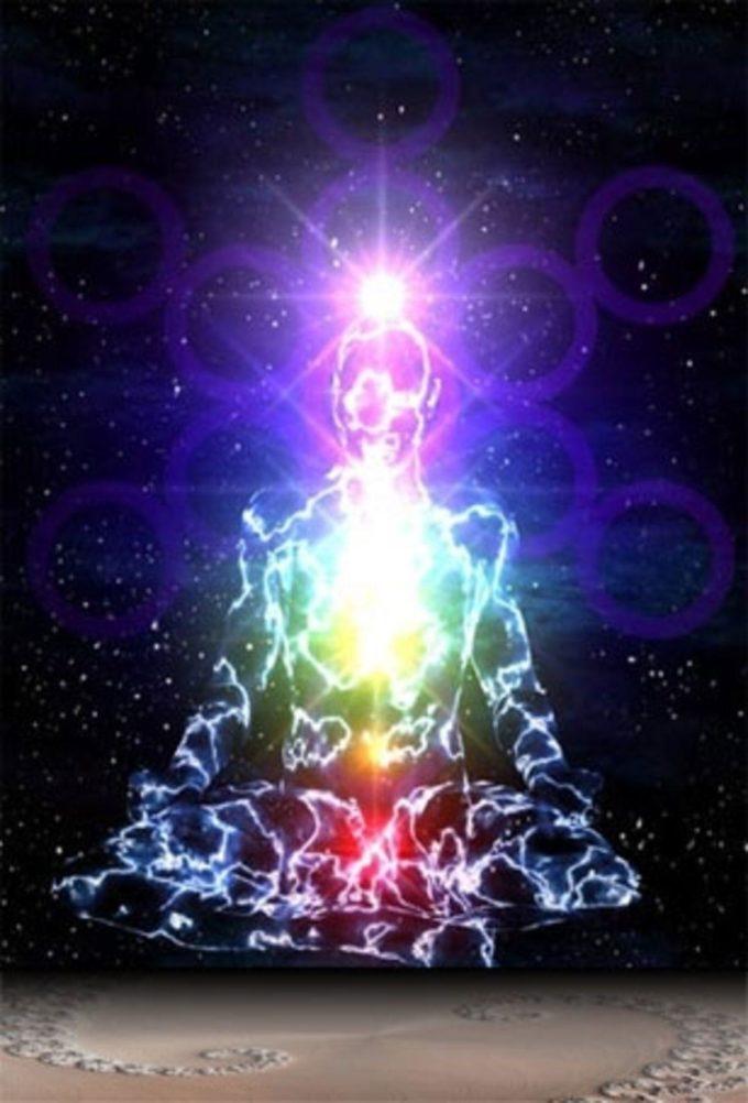 Энергетические потоки человека