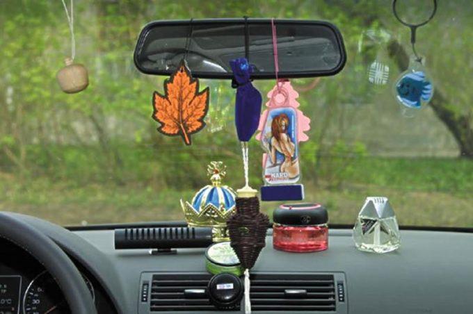 Ароматизаторы в машину