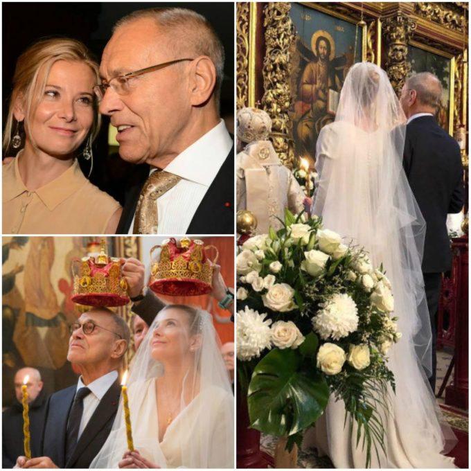 Венчание Кончаловского и Высоцкой