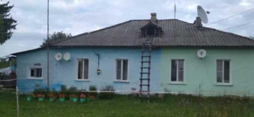 Дом в селе Патрикеево