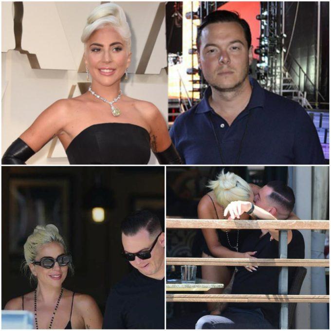 Леди Гага и Ден Хортон