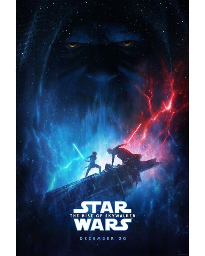 Тизер трейлера к новой части «Звездных войн»