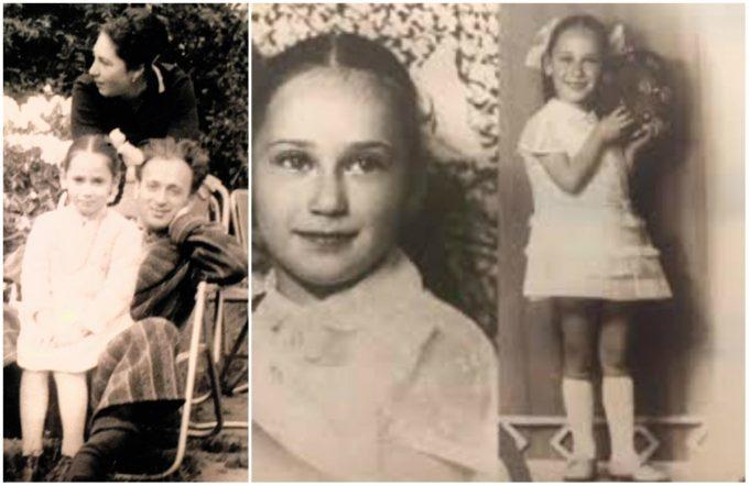 Родители Аллы Вербер