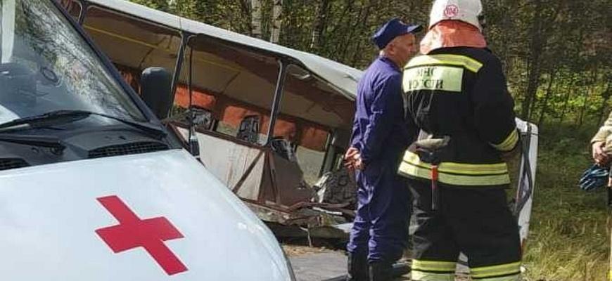 авария в Ярославской области