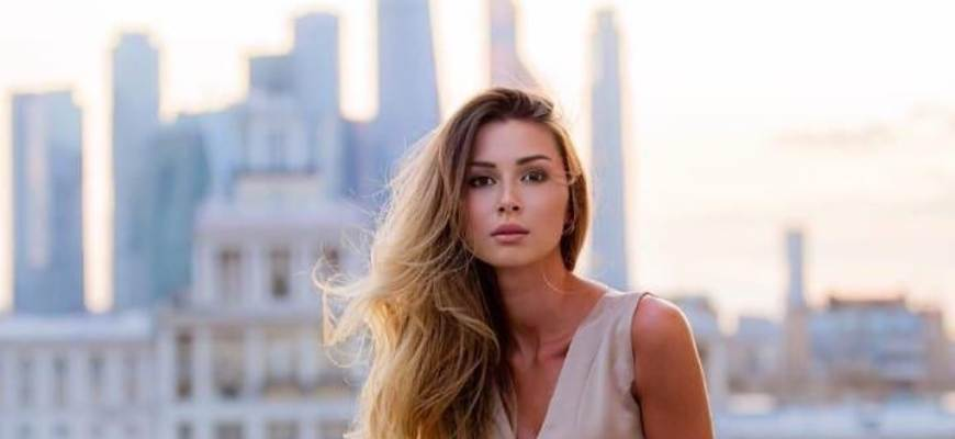 Дочь Анастасии Завортнюк