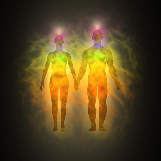 Ментальная связь между мужчиной и женщиной