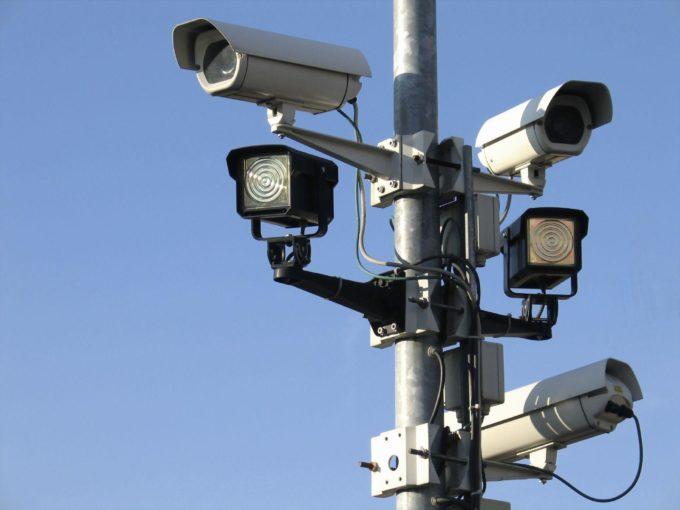 Камеры видеофиксации