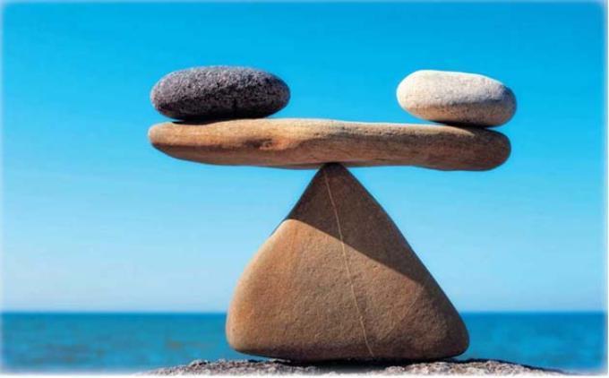 Камни в равновесии