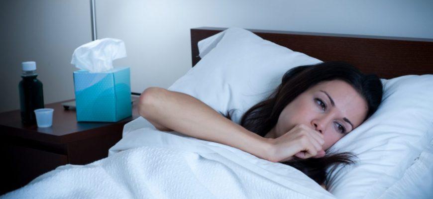 Сухой кашель ночью у взрослого: причины приступа и лечение