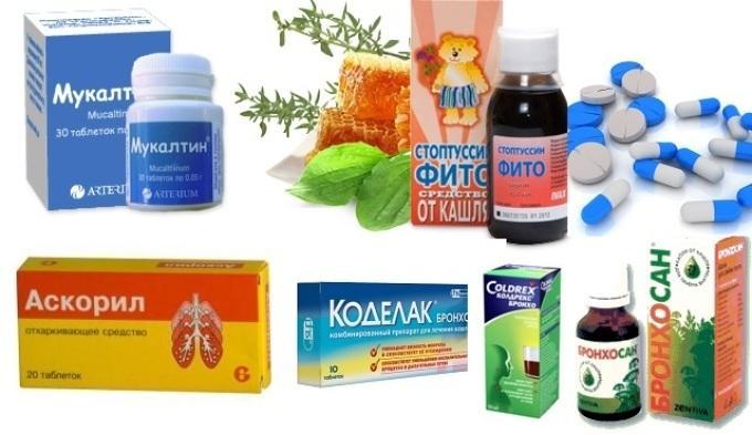 Муколитические препараты
