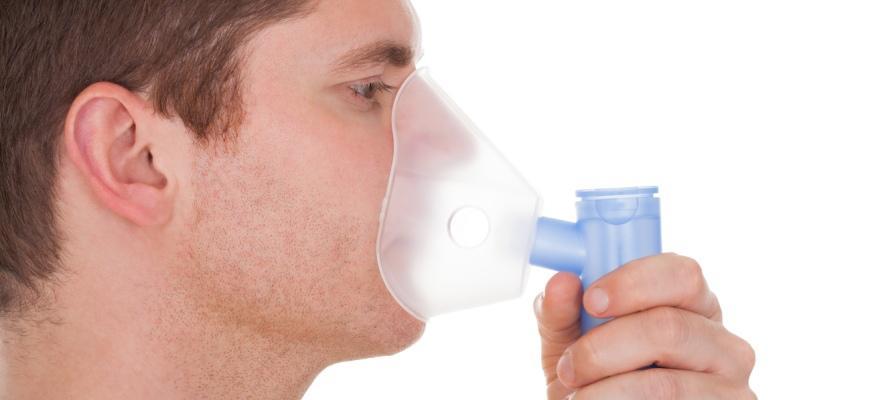 Чем дышать через небулайзер при кашле