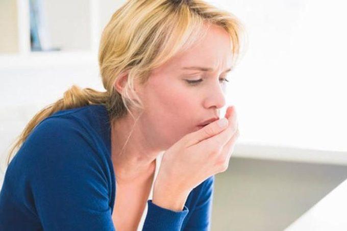 Сильний кашель