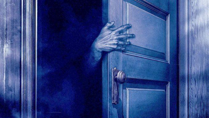 Шкаф из фильмов ужасов